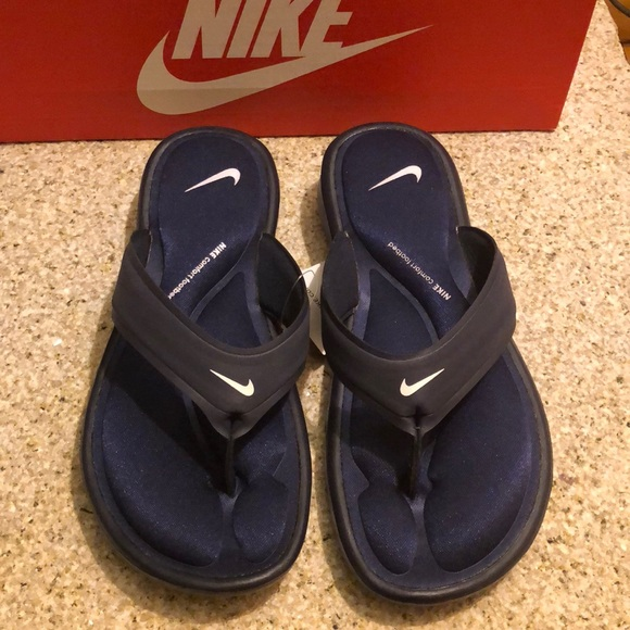 76f53720e459 NWT NIKE ULTRA COMFORT THONG SANDALS SIZE 7 🔥
